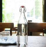 أرجوحة علبيّة [1000مل] زجاجيّة شراب زجاجة على عمليّة بيع (1223)