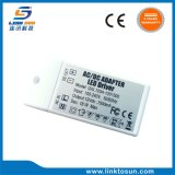 LED-Stromversorgung 12W 100-240V Wechselstrom Cer RoHS LED Gleichstrom-12V 1A zum Fahrer