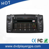 Leitor de DVD do carro com TV / Bt / RDS / IR / Aux / GPS para Byd F3