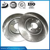 Soemcnc-maschinell bearbeitende Stahlbremsen-Platte für LKW
