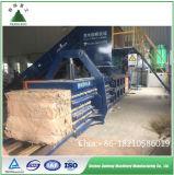 Ballenpresse-Maschine/horizontale hydraulische Ballenpresse/Plastikemballierenmaschine