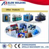 Molde de sopro plástico da caixa de ferramentas do HDPE famoso de China que faz a máquina