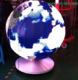 Sale caldo Full Color 360 Sphere LED Ball di Indoor P4.8
