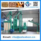Popular de Bulgaria 1-2 T/H de la línea completa de pellets de madera haciendo