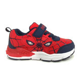 よい男の子のスポーツの靴の非常に歩きやすい靴は国際市場のための熱い販売法を設計する