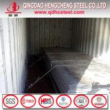 건축재료 S275jr St37-2 A36 A283 온화한 탄소 강철 플레이트