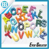 O número de 3D alfabeto Inglês Palavra PVC Magneto Frigorífico