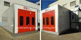 2017 Alquiler de cabina de pintura cabina de pintura en Spray automático hornear cabina de pintura