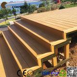 Red Pine Material de construção à prova de piso em deck