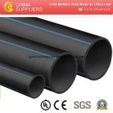 Ligne en plastique de fabrication de pipe de LDPE LLDPE de HDPE de PE