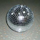 Salle de bal boule miroir miroir lumière réflexion Bille de verre Stage Festival Hanging Ball
