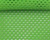 Горячая продажа дышащий полиэстер трикотажные ткани Mesh на обувь ткань