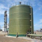 FRP 섬유유리에 의하여 강화되는 플라스틱 화학 저장 탱크