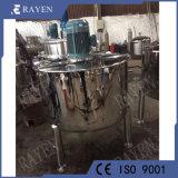 SUS304 o depósito mezclador de acero inoxidable 316L depósitos de fertilizante líquido
