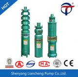 Pompe à eau submersible de puits profond de corps de bâti de série de Qj