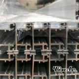Extrusion en aluminium / profil en aluminium approximativement forme carrée