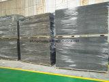 Couleur blanche de vente d'album de feuille auto-adhésive chaude de PVC et couleur de noir