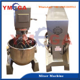 Misturador de massa de pão de mistura do equipamento da padaria quente da pizza da venda