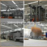 Chaîne de production complètement automatique d'OSB chaîne de production de panneau de particules chaîne de production de forces de défense principale