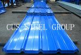 Anti strati del tetto di condensazione/strato del tetto del metallo profilo della casella