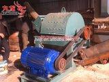 Trituradora de martillo de madera del registro de diversa talla del producto final