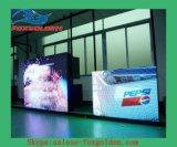 Location de l'intérieur de haute résolution P3 affichage LED