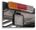 carrello elevatore della benzina certificato Ce 1.5t