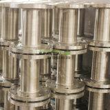 オアシスのステンレス鋼の倍のフランジの不足分の管