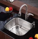 ステンレス鋼の台所の流し、鋼鉄流し、ステンレス鋼の台所棒流し、ステンレス鋼の流し、ハンドメイドの流し、流し