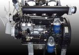 motor diesel refrigerado por agua de 30HP 4cylinder para el generador