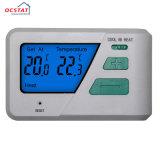 Controlador de temperatura Underfloor do quarto fixado na parede