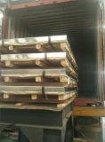 prix lumineux de feuille de plaque d'acier inoxydable du fini 430 de largeur de 1250mm