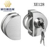 스테인리스 반원 유리제 자물쇠 유리제 자물쇠 클립 XE128