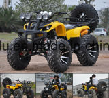 大人のための鎖によって運転される150cc電気ATV