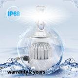 Hot Sale CREE LED phares H4 Voyant avec Super Bright et Kit HID à faisceau unique