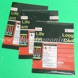 Bandas de contração de PVC para estanqueidade da tampa