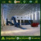 Проектированная конструкция пакгауза здания стальной структуры низкой стоимости Prefab