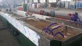 Máquina de madeira da extrusão da produção da extrusora do perfil do indicador do plástico WPC do PVC