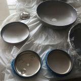 ステンレス鋼のエンドキャップの皿のヘッドタンクヘッド