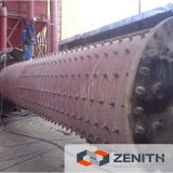 Alto Efficiency Wet Grinding Ball Mill con Large Capacity