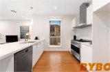 Мебель кухни самомоднейшего лака высокого качества деревянная (BY-L-152)