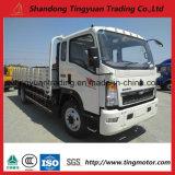 Sinotruk HOWO 4X2のトン便利な軽い貨物トラック7