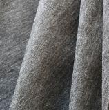 La lumière et les vêtements lavables de lumière avec la garniture non-tissée conviennent aux tissus de ressort et d'été