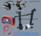 12 В постоянного тока 200 Вт мощности педали управления подачей топлива на стоящем автомобиле генератора велосипеда