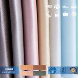 工場供給紫外線耐久力のあるファブリックとの最上質PVC革カスタマイゼーション