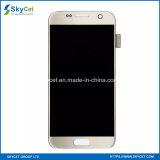 LCD van de fabriek het Originele Scherm van de Aanraking van de Vertoning voor de Rand van Samsung S7/S7