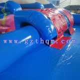 Giant Inflatable Double Water Slide Commercial Grade Inflável Water Slide
