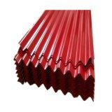 Nueva Ola de acero corrugado de color de hoja de techado