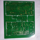 2layers PCB Board&Hal緑のSoldermask