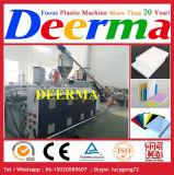 Le WPC machine à carton mousse PVC